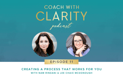 Episode 11: [Coaching Call] Creating a Process that Works for You with Nam Rindani