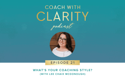 Episode 21: What Kind of Coach Are You?
