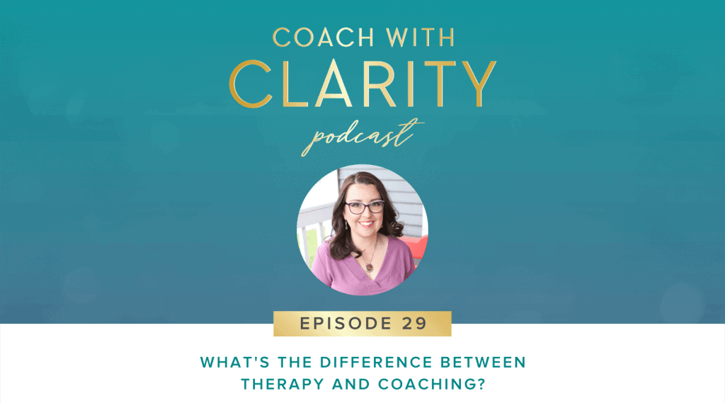 Coach with Clarity Podcast Lee Chaix McDonough