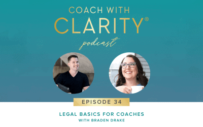 Episode 34: Legal Basics for Coaches with Braden Drake