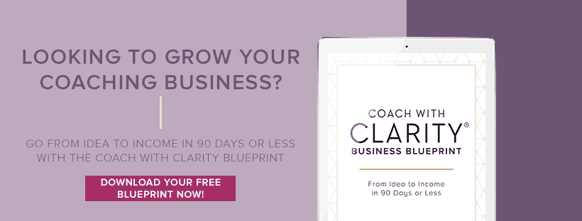 Download the Coach with Clarity Business Blueprint